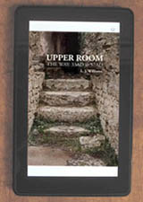 Jesus, Jesus Christ, Upper Room, Upper Room The Way, L. J. Williams, BBV Publishing, Shroud of turin, Jesus' shroud
